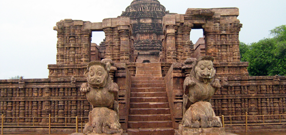 Konark Tour Packages