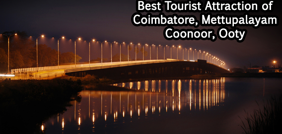 Best Tourist Attraction of Coimbatore