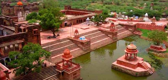 Places to visit in Dholpur