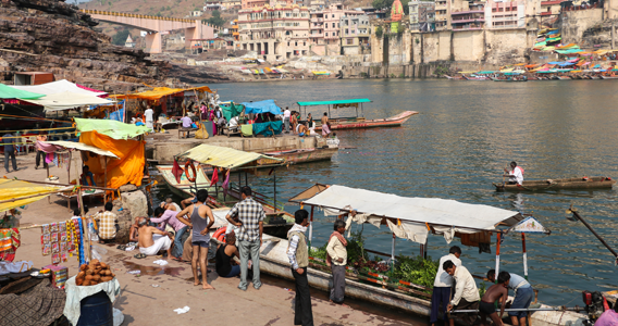 A Trip to Sacred Place of Temples – Omkareshwar